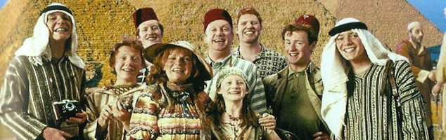 the-weasley-family-harry-potter-films